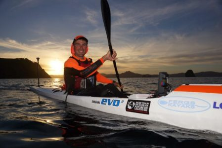 NZ Kayaker - sea kayak, white water, and ski expert.