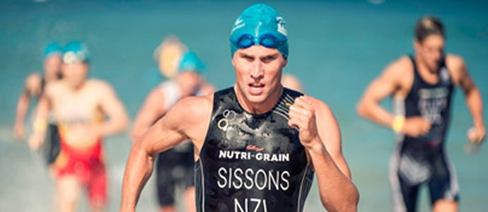 Sissons Aims For Podium At New Plymouth World Cup
