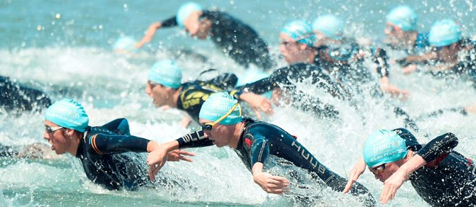 2017 Australian Schools Triathlon Festival - Outstanding Performances And Sportsmanship