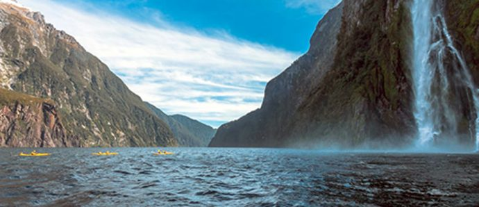 Police recover two climbers bodies in Fiordland