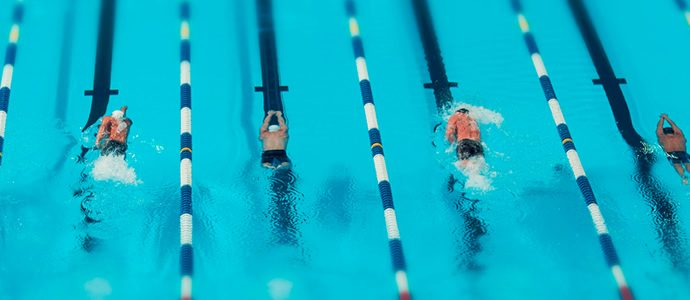Nerves down, confidence up for Dolphins on Day 1 at FINA World Championships