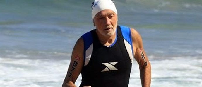 A perfect 10 for Kiwi Peter Wood at Xterra