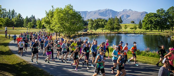 Queenstown International Marathon a day of record
