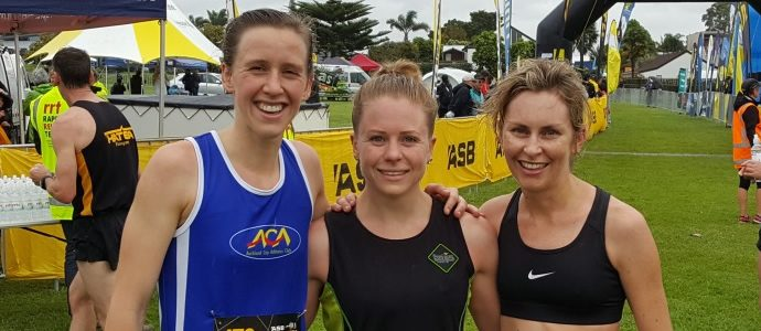 Half marathon titles to Lautenslager and Pfitzinger
