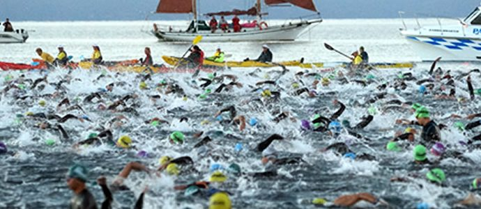 Ironman 70.3 Taupo contingency course due to algae