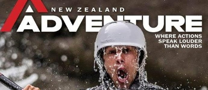 The latest issue of Adventure Magazine will be on sale