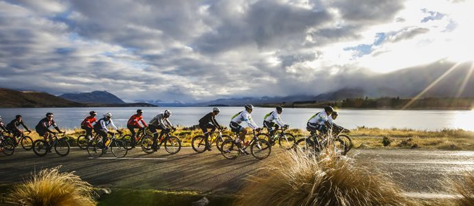 Tour of New Zealand set to give riders Tour de France experience