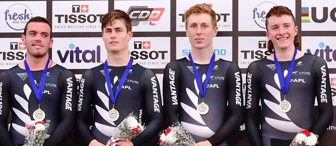 Two more victories, silver medal for Hansen at Santiago