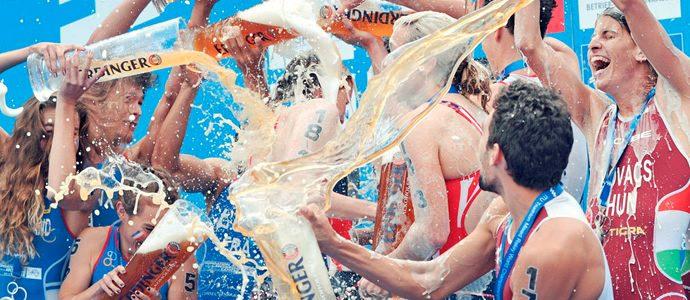ITU launches the Triathlon Mixed Relay Series