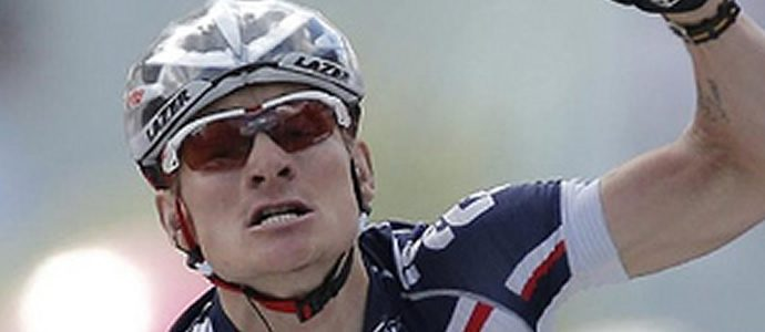 André Greipel wins the first stage Down Under