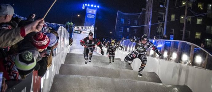 Frosty Saint Paul Fired Up For Return Of Red Bull Crashed Ice