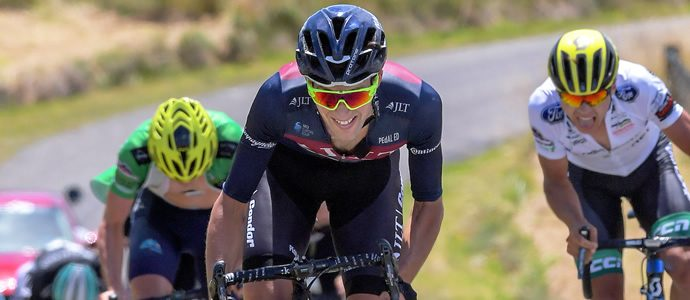 Bibby Wins Stage Four Of New Zealand Cycle Classic, New tour leader emerges