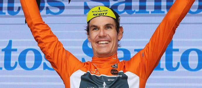 Impey becomes first South African to win the Tour Down Under