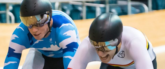 Young Aucklander sprints his way to cycling triple triumph
