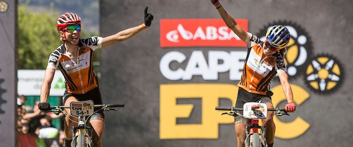 Absa Cape Epic - A battle royal on the Queen Stage