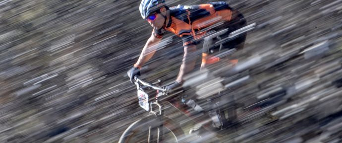 Absa Cape Epic Press Kulhavy, Grotts Smash Stage 5 Time-Trial