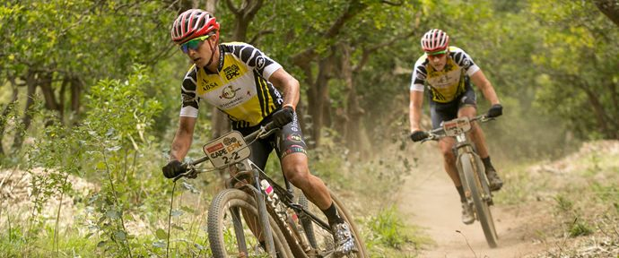 Absa Cape Epic - USA Riders Set to Notch Up Two Firsts
