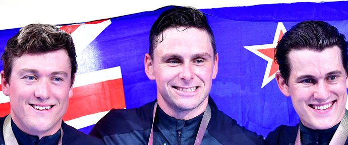 Record medal haul provides promising platform for cycling