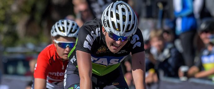 Two New Zealand title jerseys for Te Awamutu cyclists