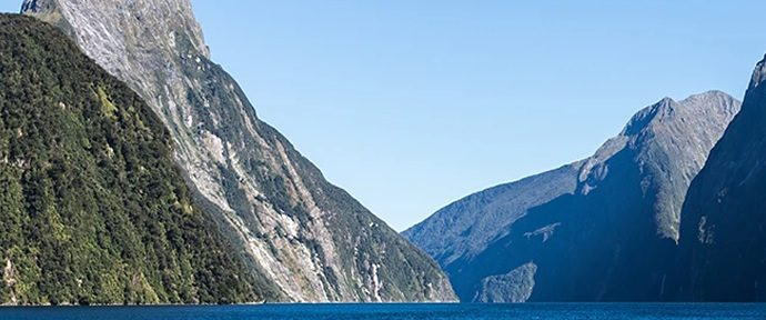 """""""unlawful"""" Milford Sound helicopter landings"""