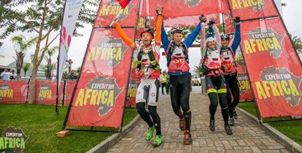 Russians crowned champions of Expedition Africa 2018