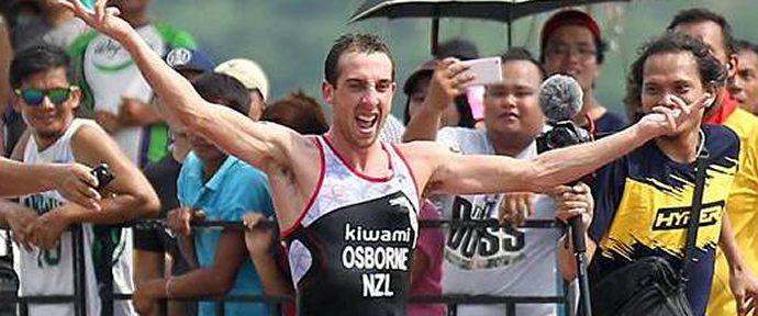 Kiwi's Osborne, Kingsford win XTERRA Albay
