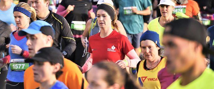 Anyone Can Win At Wellington's Marathon