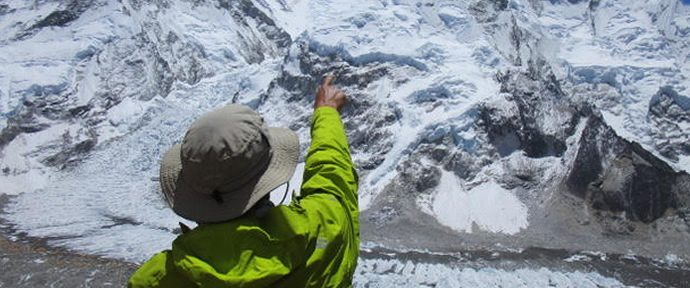 Geoff Hunt - A short story from Day 5 of our hike in Nepal