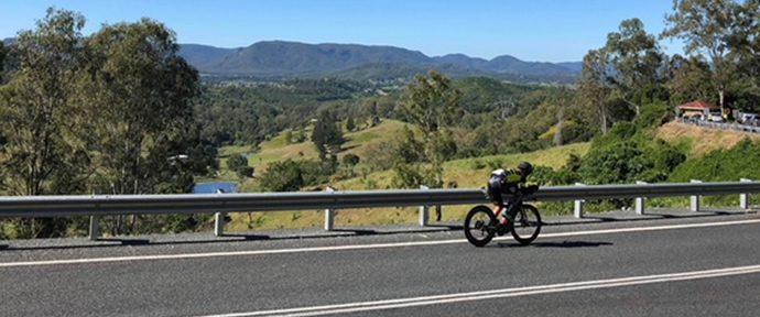 Kiwi Carl Read on winning Ultraman Aussie