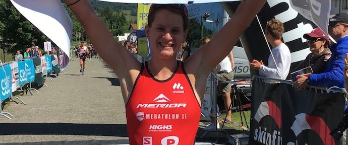 Forossier, Poor win XTERRA Switzerland