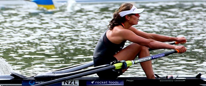 World Rowing Cup - 3 Kiwi Golds
