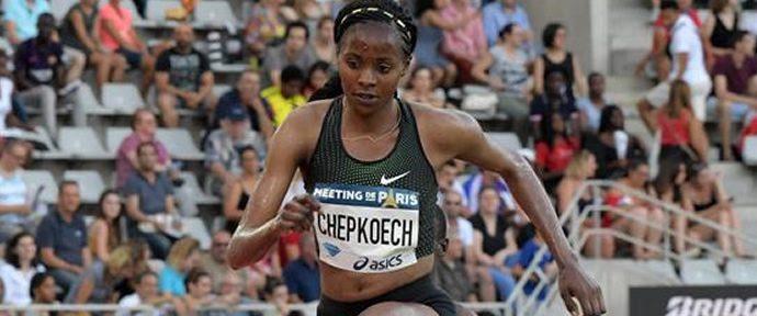 Chepkoech Breaks Steeplechase World Record In Monaco – Iaaf Diamond League