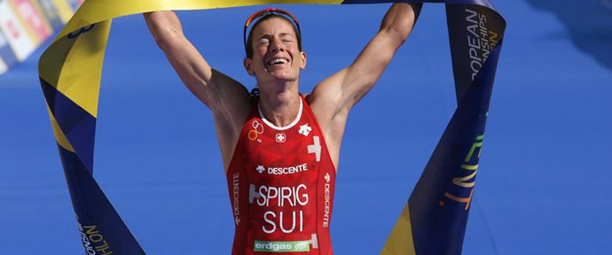 Spirig on the hunt for a World Cup title at home in the Lausanne WC