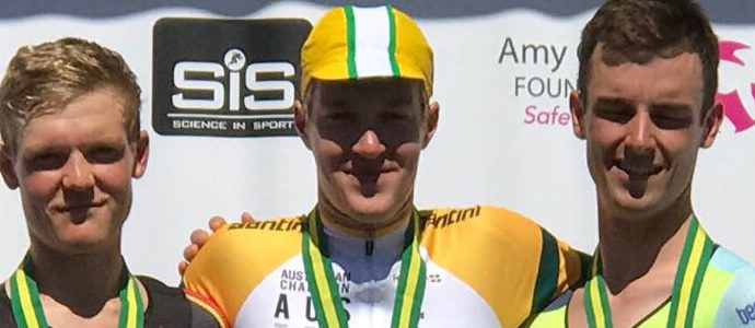 Australian Callum Scotson to move up to the WorldTour