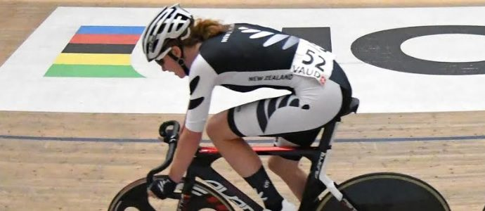 Fisher-Black leads way for New Zealand cyclists