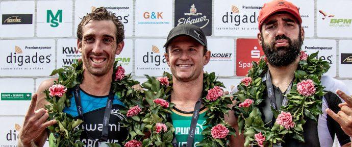 XTERRA European Champ, Kiwi Sam Osborne second