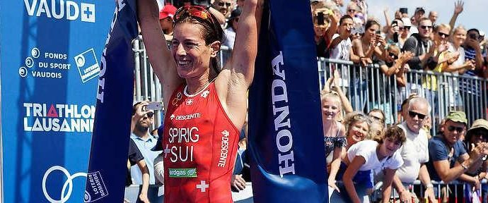 Spirig strikes again while Iden surprises all to claim the title in Lausanne WC