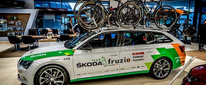 Team SKODA Fruzio – Team Announced