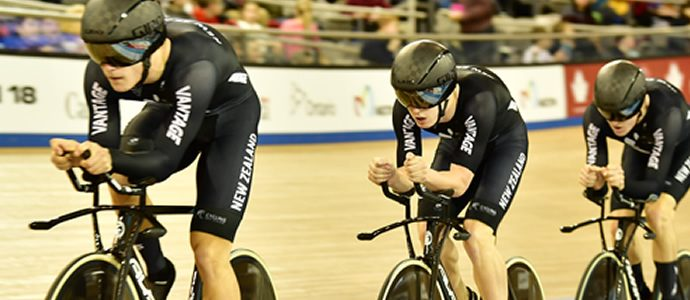 Successful international coach to take on Cycling New Zealand sprint role