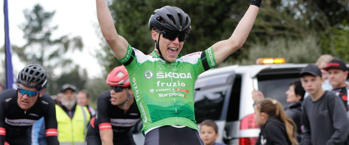 World Champions go head to head fifth round of Calder Stewart Cycling Series