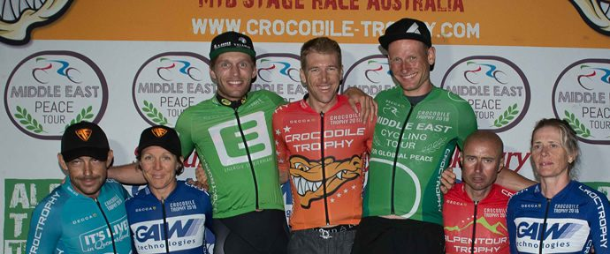 Crocodile Trophy stg 7 - Swiss domination