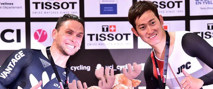 Dawkins finds sprint silver lining as Cumming emerges in Paris