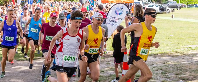 New King And Queen Crowned At 9th Peak Trail Blazer