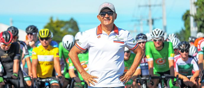 Sandoval rates 2019 Grassroots Trust NZ Cycle Classic