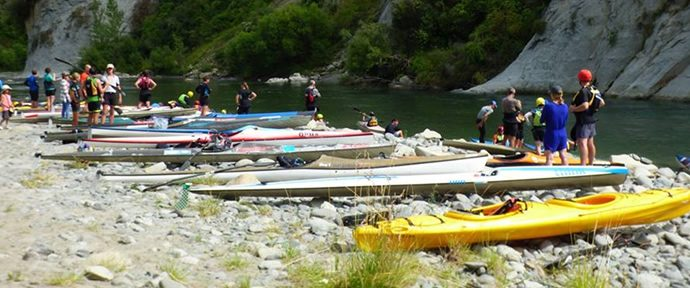2019 Ruahine Kayaks Rangitikei River Race