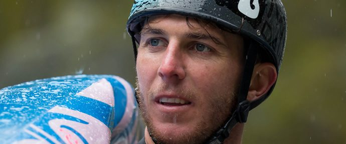 Two-time Olympic kayaker Mike Dawson retires