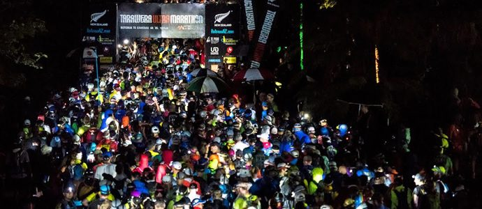Tarawera Ultramarathon is the largest ultra run to take place in New Zealand . . . ever!