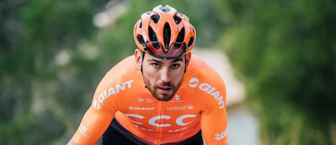 Tour Down Under Stage Four: Bevin Sprints to Second Place and Retains Ochre