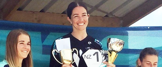 Walker and Peel claim FIRST New Zealand BMX honours