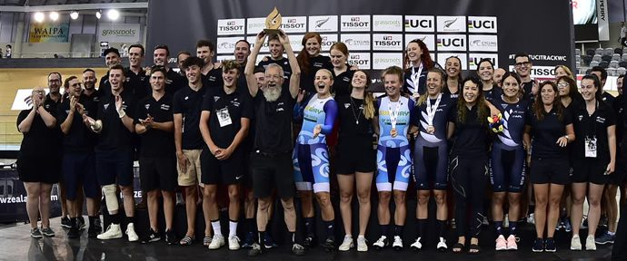 UCI Track Cycling World Cup proves success on and off track